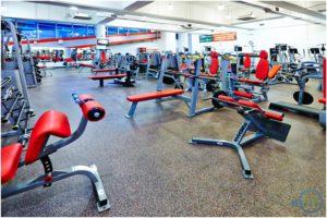 Cамый крупный полноформатный фитнес-центр в городе Видное