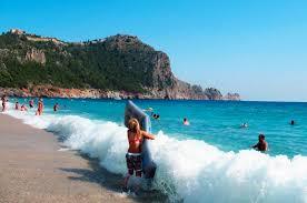 Отпуск в Турции