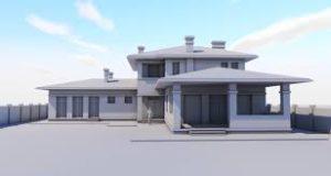 Дома индивидуальные проекты