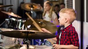 Барабанная школа для детей и взрослых