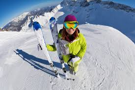 Лыжи в Сочи – прокат недорого