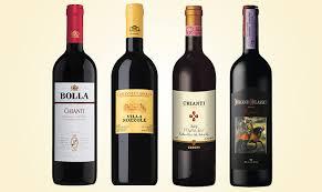 Кьянти вино красное